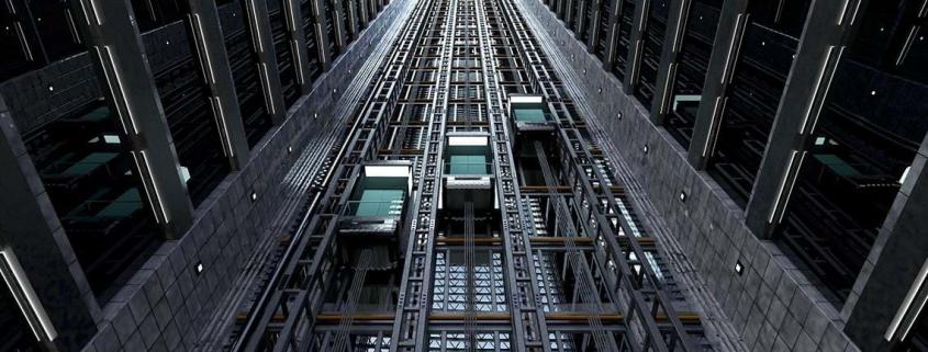آسانسور گیرلس