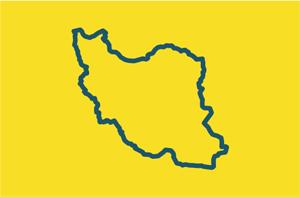 نقشه-ایران-زمینه-زرد