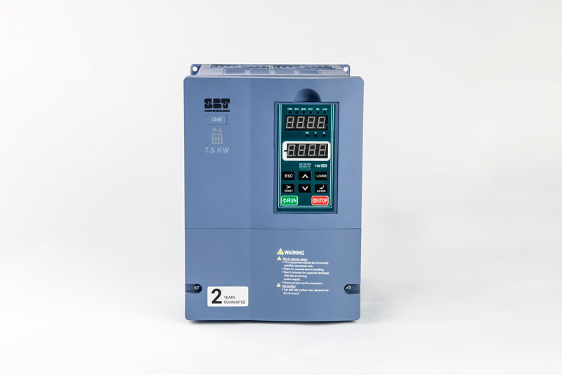 SBT industrial electric drive i340